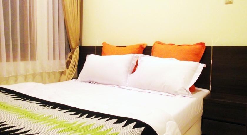 Villa Dago Mawar Syariah Bandung - Kamar tamu