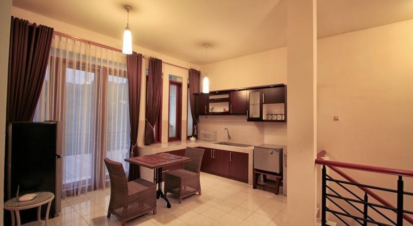 Villa Dago Mawar Syariah Bandung - Villa 3 Bedroom Regular Plan