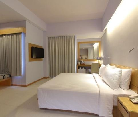 The Rhadana Kuta Bali - Kamar Studio Regular Plan