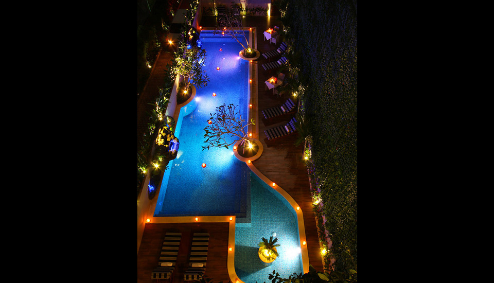 The Rhadana Kuta Bali - Pool