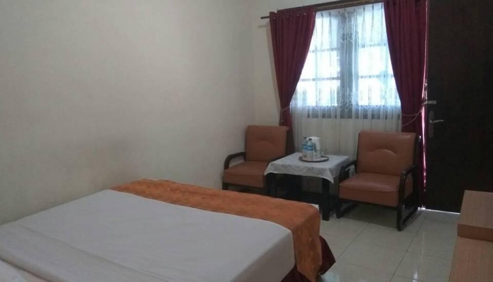 Hotel Tanjung Pesona Bangka - Double Bed