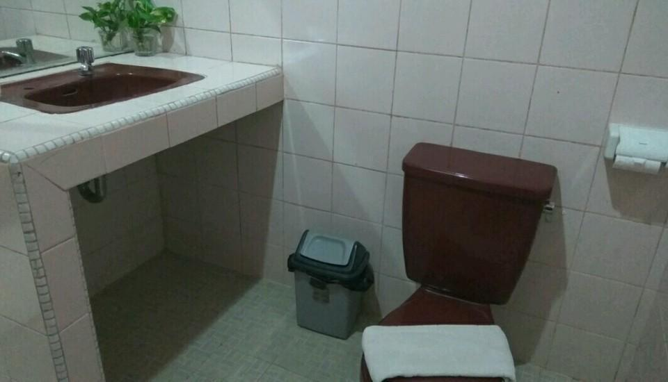 Hotel Tanjung Pesona Bangka - Bathroom