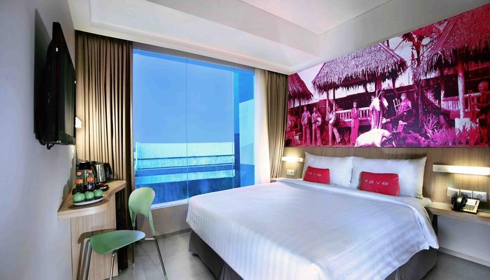 Favehotel Cimanuk Garut - Superior Room with Breakfast Regular Plan