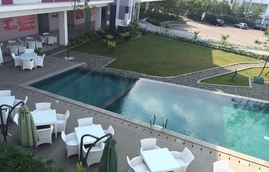 Favehotel Cimanuk Garut - Pool