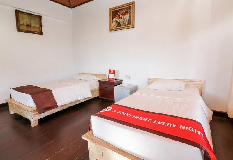 NIDA Rooms Ubud Bali Monkey Forest 1567 Bali - Double Room Double Occupancy Regular Plan