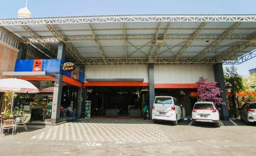 New Cahaya Hotel Syariah Surabaya - Eksterior