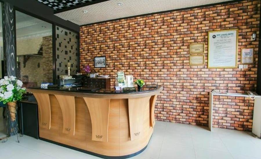 New Cahaya Hotel Syariah Surabaya - Resepsionis