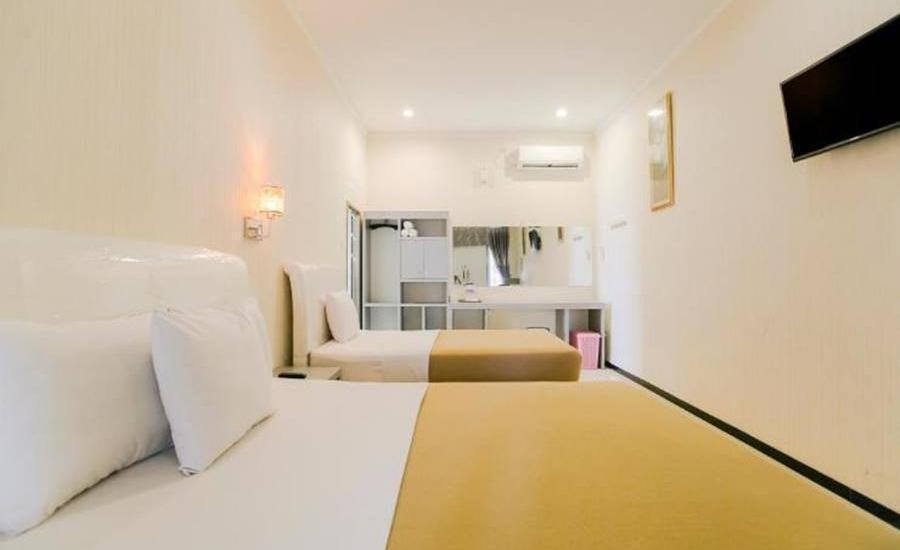 New Cahaya Hotel Syariah Surabaya - Kamar tamu