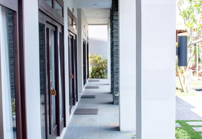 Equity Jimbaran Resort And Villa Bali - Koridor