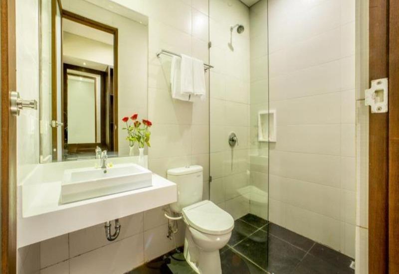 Equity Jimbaran Resort And Villa Bali - Kamar mandi