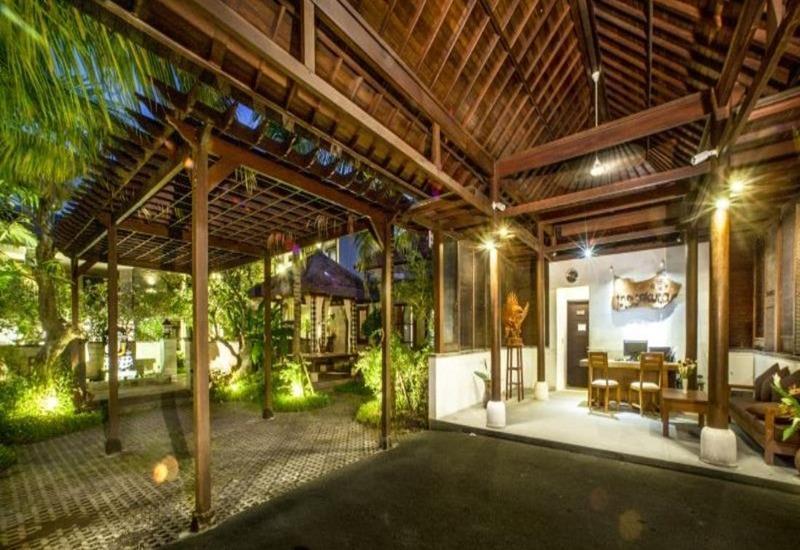 The Sakura Jimbaran Bali - Lobi