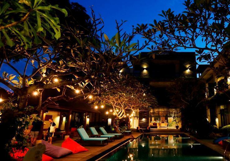 Equity Jimbaran Resort And Villa Bali - Kolam Berenang