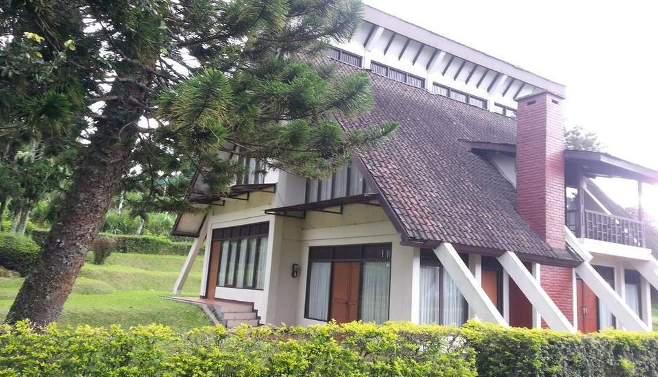 Lembang Asri Resort Bandung - Villa Edelweis