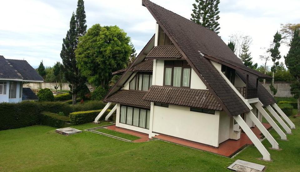 Lembang Asri Resort Bandung - Villa Edelweis Regular Plan