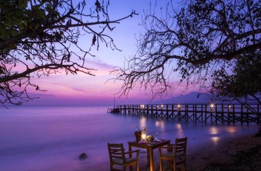 NusaBay Menjangan by WHM Bali - Pemandangan laut