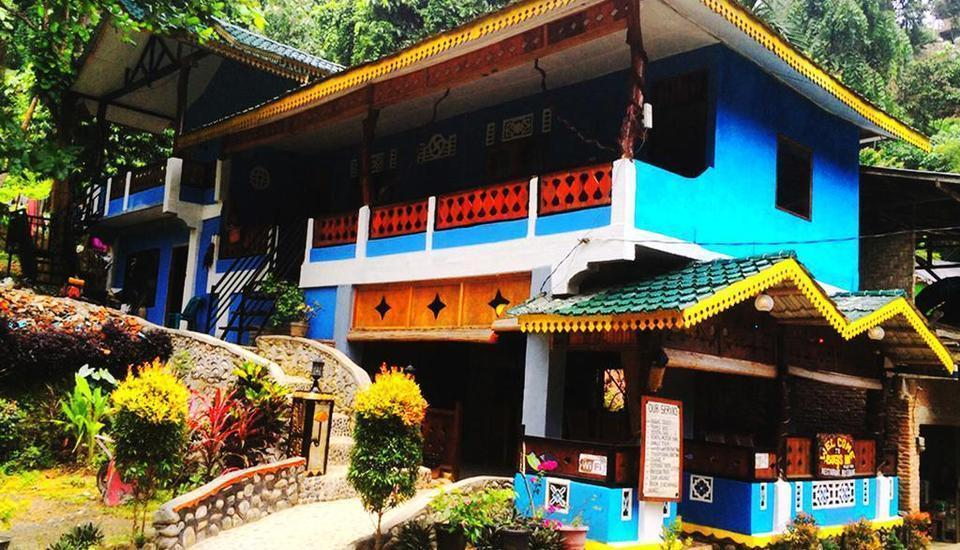 Bugis Inn Langkat - bangunan