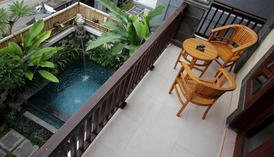 Natha Ubud Villa Private Pool Villa Bali - Room
