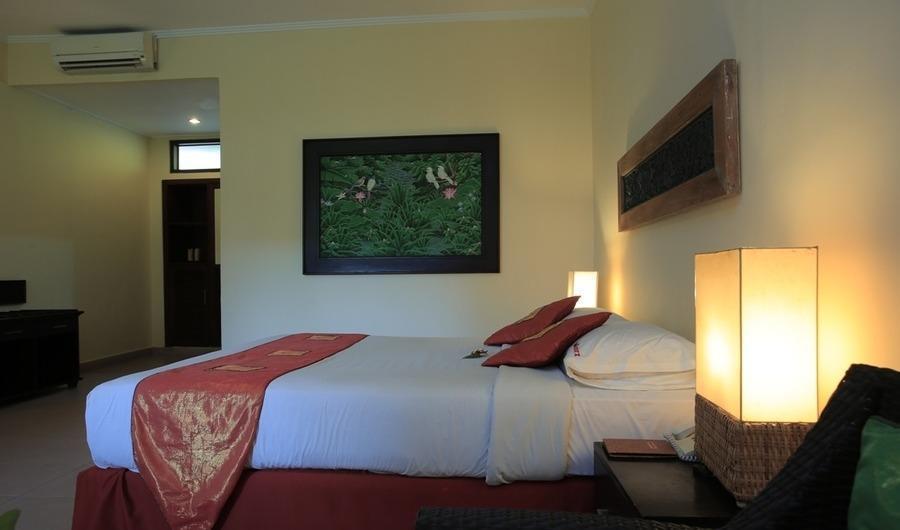 RedDoorz @Pratama Tanjung Benoa Bali - Kamar tamu