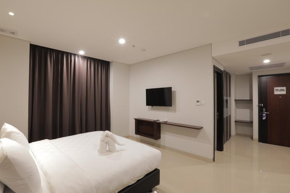 Primebiz Hotel Surabaya Surabaya - Deluxe