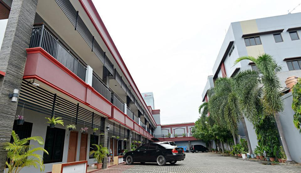 ZenRooms Kuningan Tiong Jakarta - Tampak luar