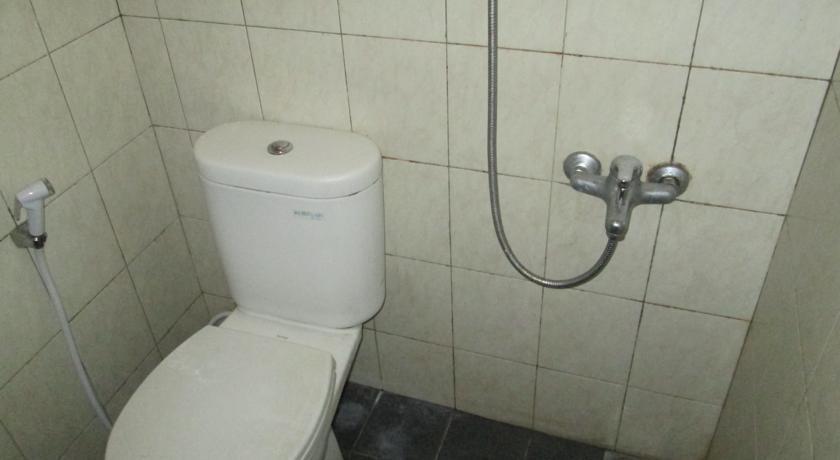 Venice Guest House Bandung - Kamar Mandi Toilet