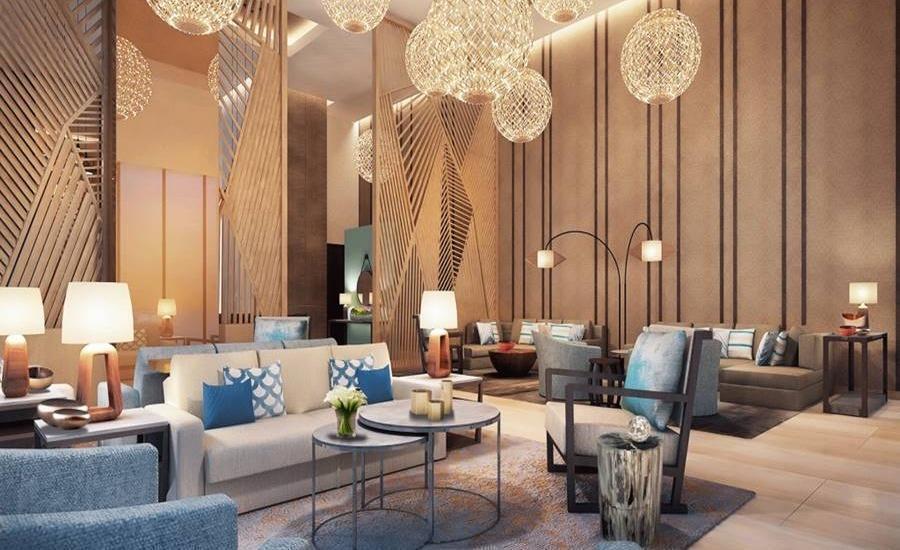 The Rinra Makassar Makassar - Ruang tamu
