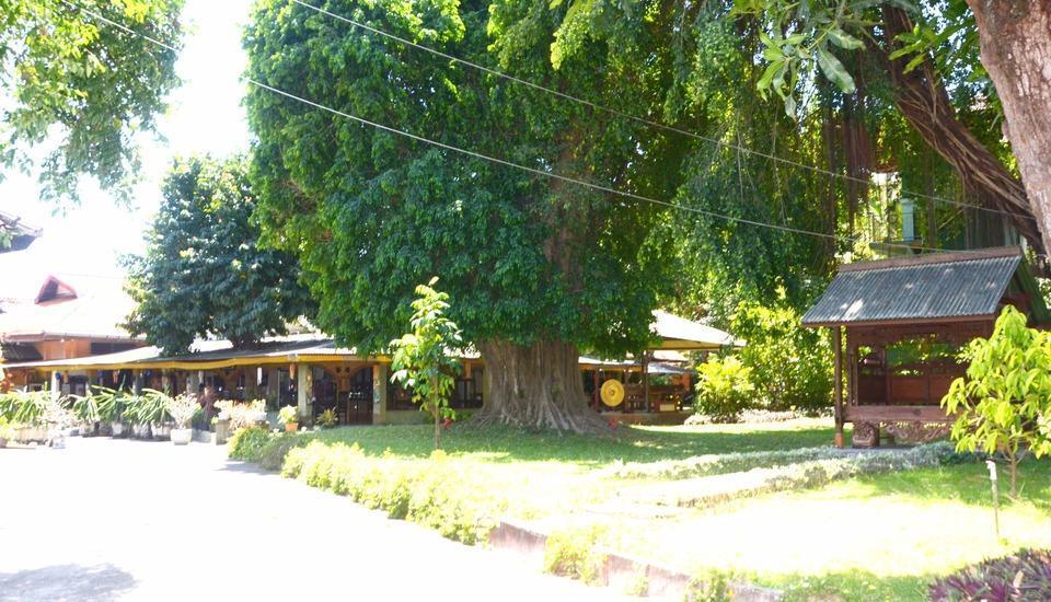 Manyar Garden Hotel Banyuwangi - Garden