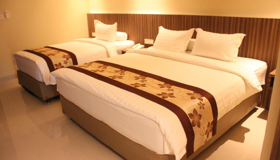 Sahid Batam Centre Hotel & Convention Batam - Modern Deluxe Triple