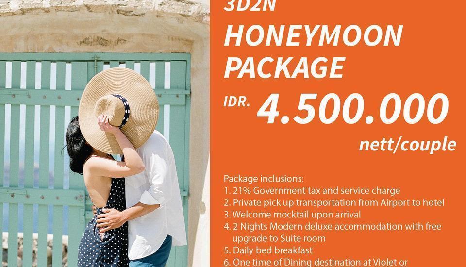 Sahid Batam Centre Hotel & Convention Batam - Honeymoon Package