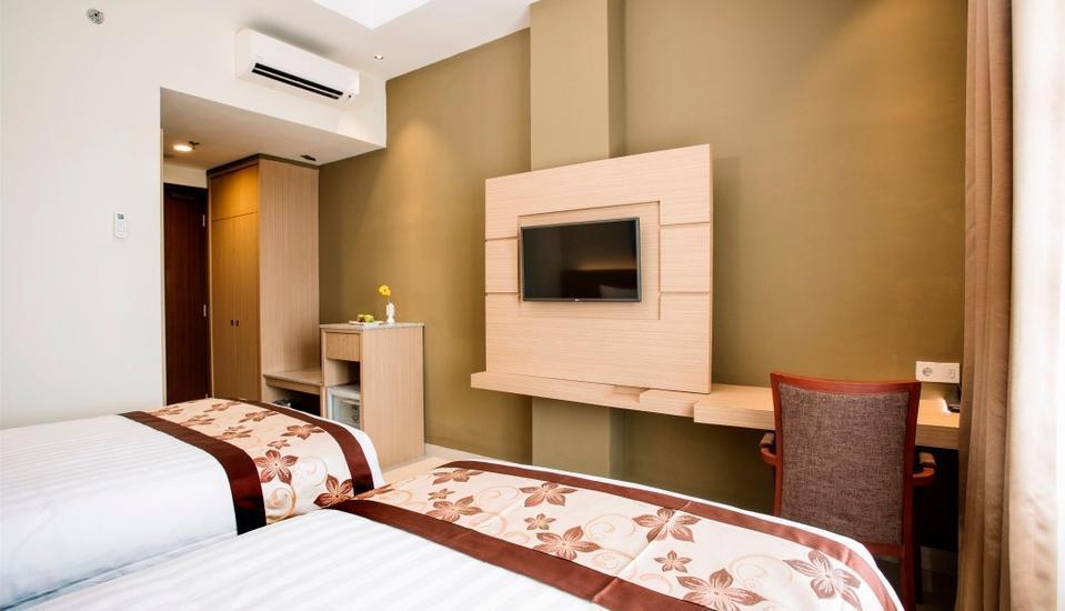 Sahid Batam Centre Hotel & Convention Batam - Modern Deluxe Room Only Regular Plan