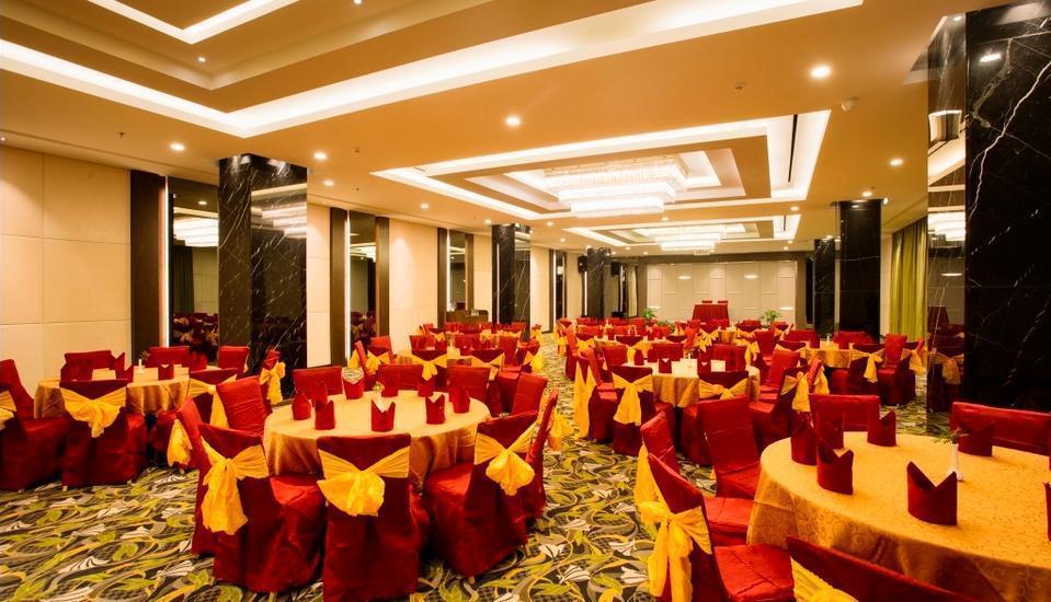 Sahid Batam Centre Hotel & Convention Batam - Ballroom