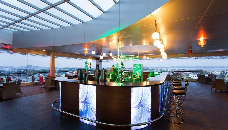 Sahid Batam Centre Hotel & Convention Batam - Sky 8 Bar