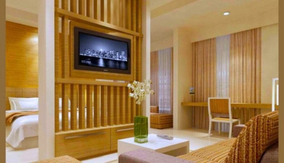 Saka Hotel Premiere Medan - GUest Room