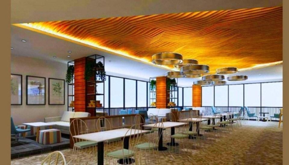 Saka Hotel Premiere Medan - Sky Lounge