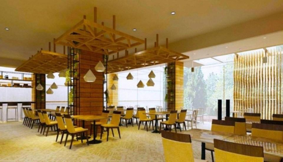 Saka Hotel Premiere Medan - Restaurant