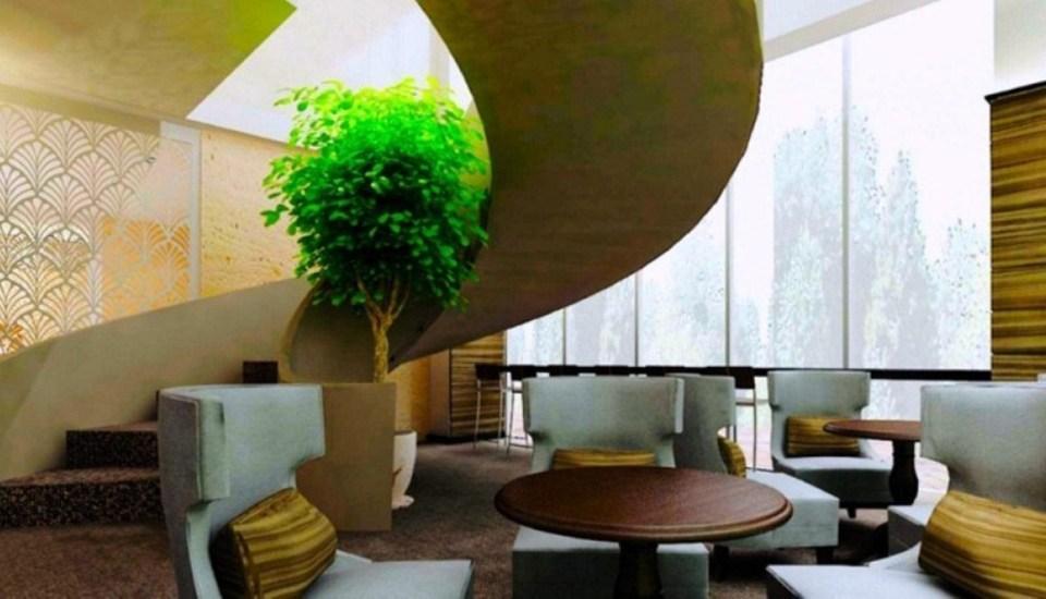 Saka Hotel Premiere Medan - lobby
