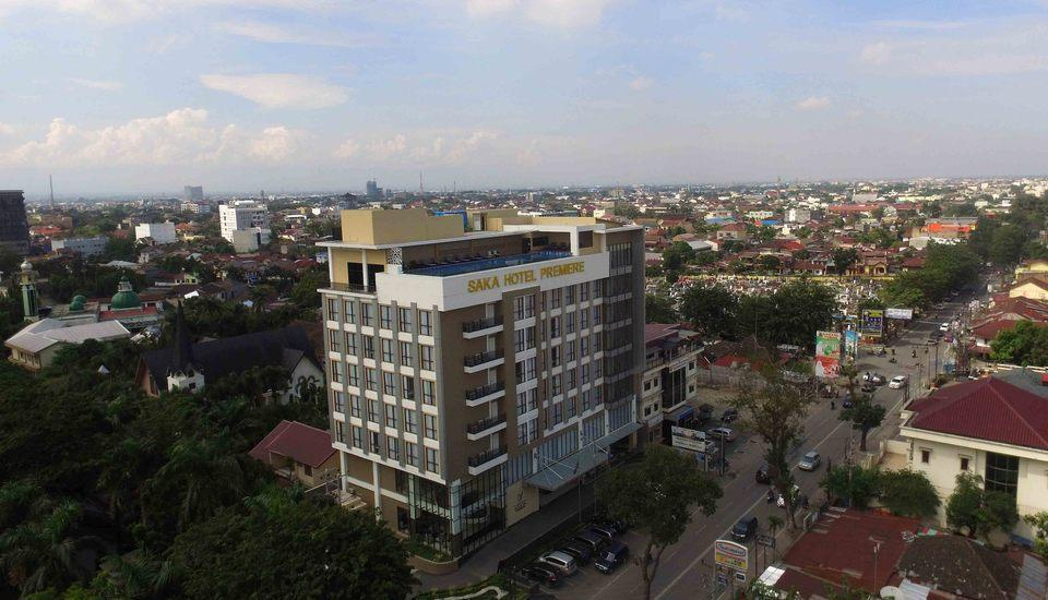 Saka Hotel Premiere Medan - Bangunan