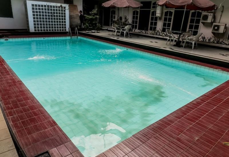 NIDA Rooms Bogor Jalan Pangrango 241 Bogor Utara - Kolam Renang