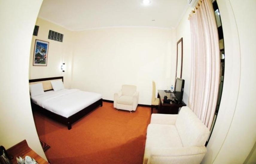 Septia Hotel Yogyakarta - Kamar tamu