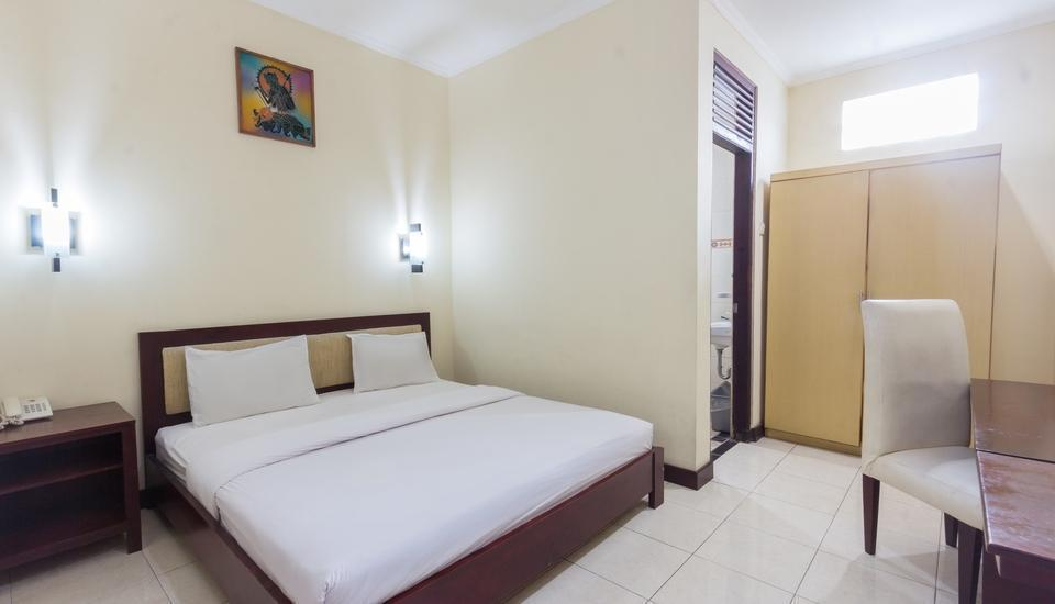 Hotel Septia Yogyakarta - Deluxe Room Only Super Last Minute Deal