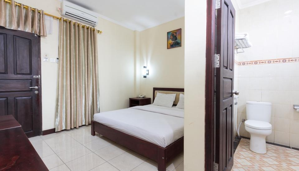 Hotel Septia Yogyakarta - Deluxe Room Only Regular Plan