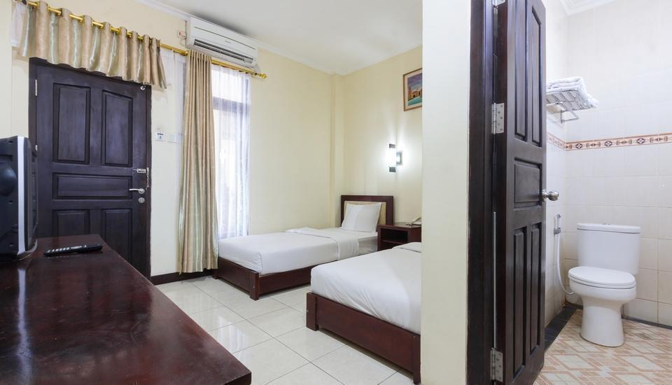 Hotel Septia Yogyakarta - Deluxe Room Super Last Minute Deal