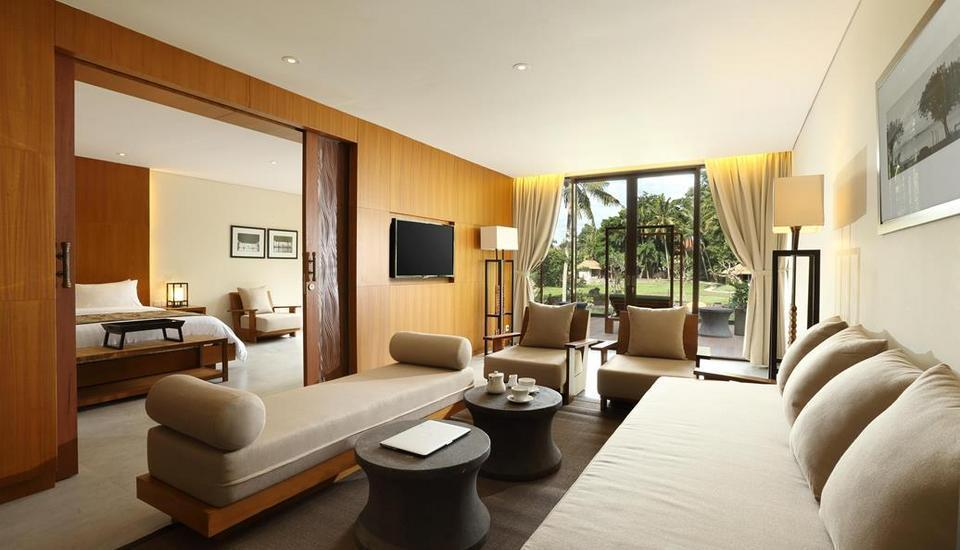Plataran Ubud - executive suite