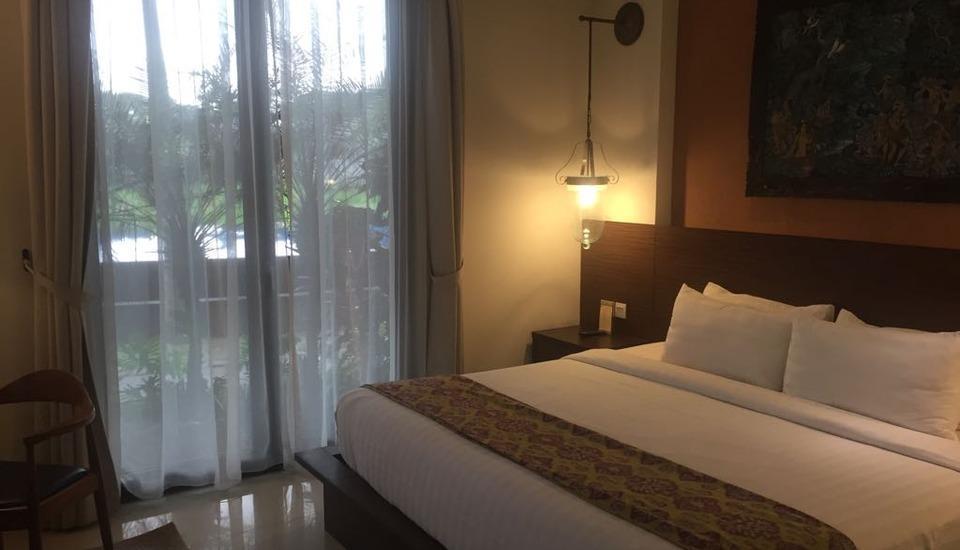 Plataran Ubud - superior room