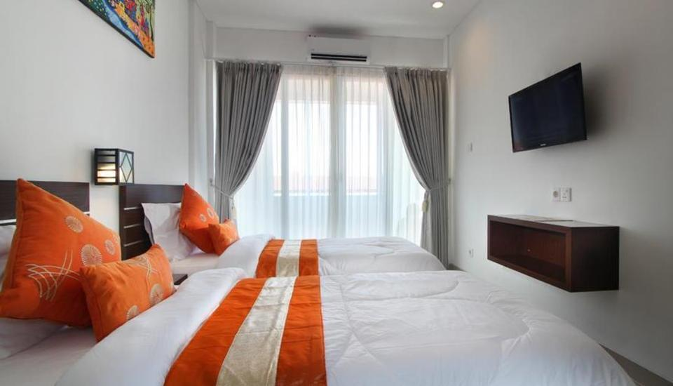LOTUS Tirta Seminyak  Bali - Two Bedroom Villa Hot Deal 40%