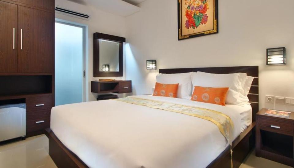LOTUS Tirta Seminyak  Bali - Standard Room Only  Hot Deal 40%