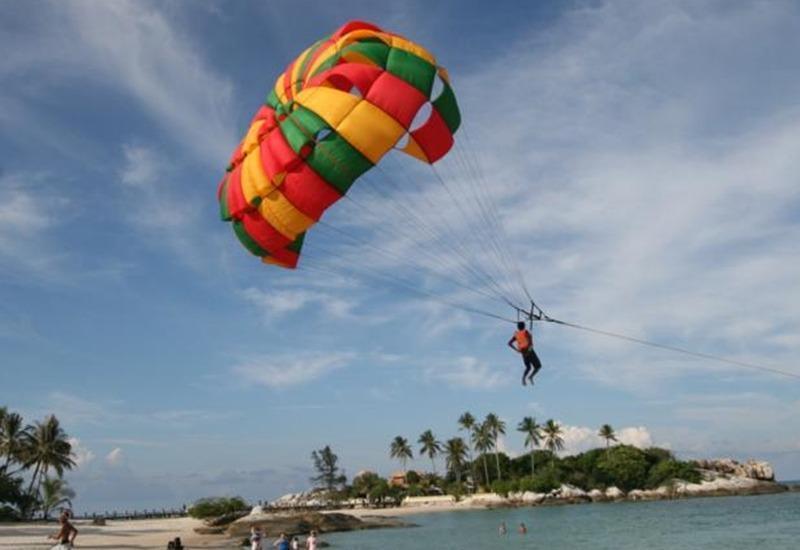 Parai Beach Resort and Spa Pangkalpinang - Activity