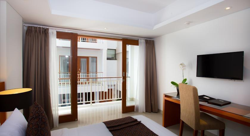The Sun Hotel Bali - Deluxe Balcony Room with breakfast Basic Deal 35% Off