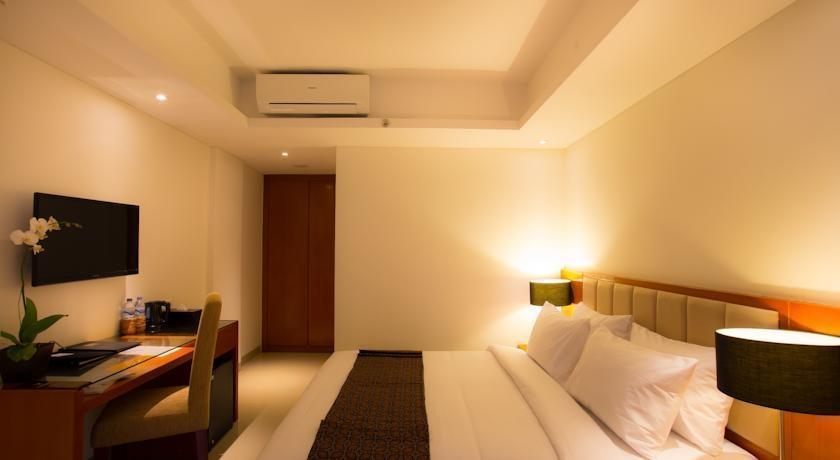 The Sun Hotel Bali - Deluxe Room Only with Balcony Regular Plan