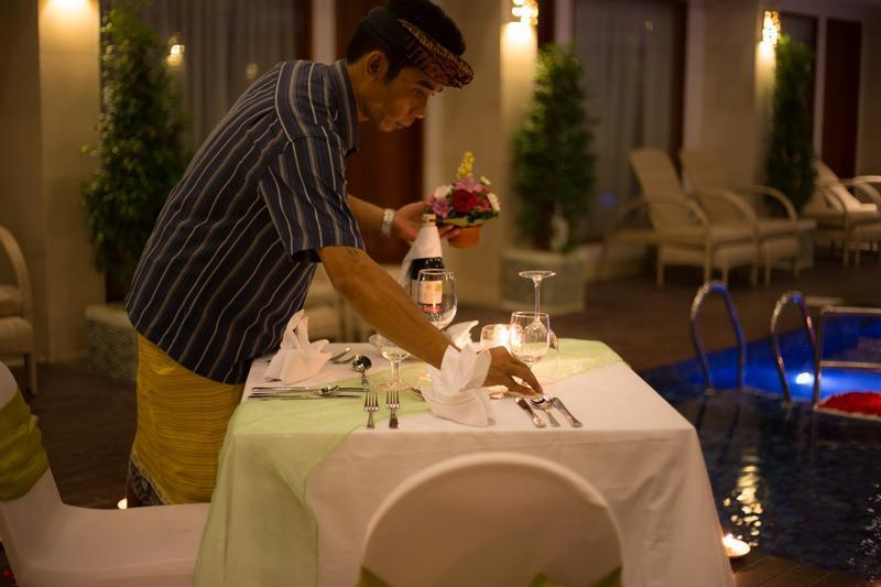 The Sun Hotel Bali - PEGIPEGI DINNER PACKAGES Regular Plan
